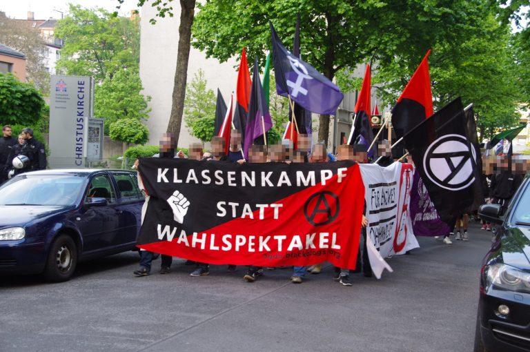 Dortmund: Heraus zum anarchistischen 1. Mai!