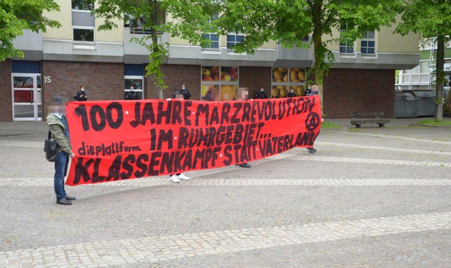 Das war der 1. Mai für uns im Ruhrgebiet