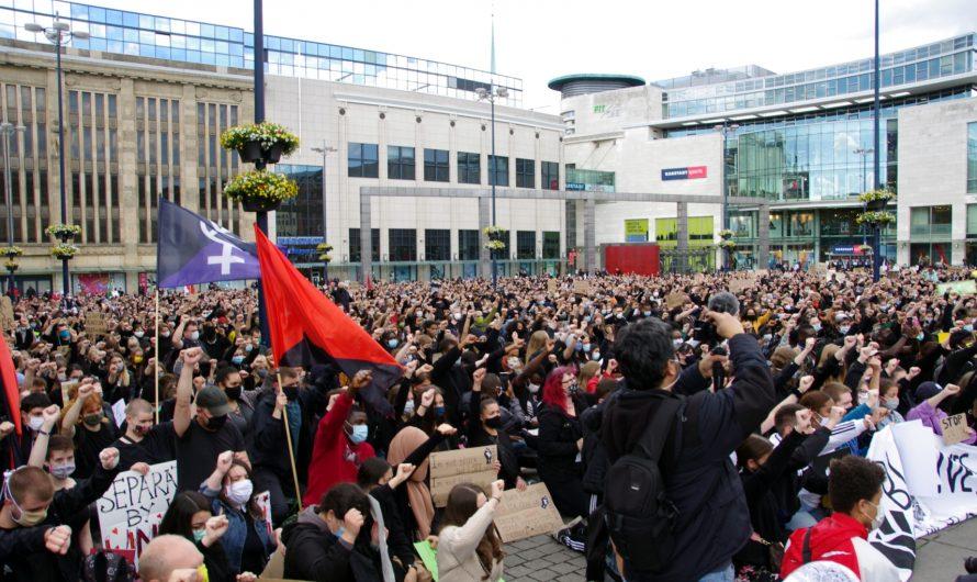 """Dortmund: Massenkundgebung gegen Rassismus und in Solidarität mit den Kämpfen in den USA – """"Es hätte genauso gut hier passieren können!"""""""