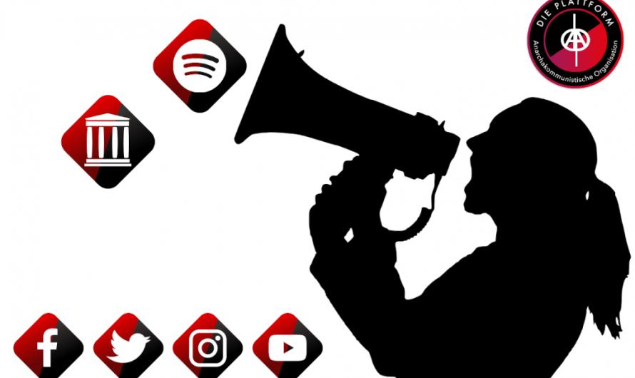 Die Plattform jetzt auch auf Spotify und archive.org!