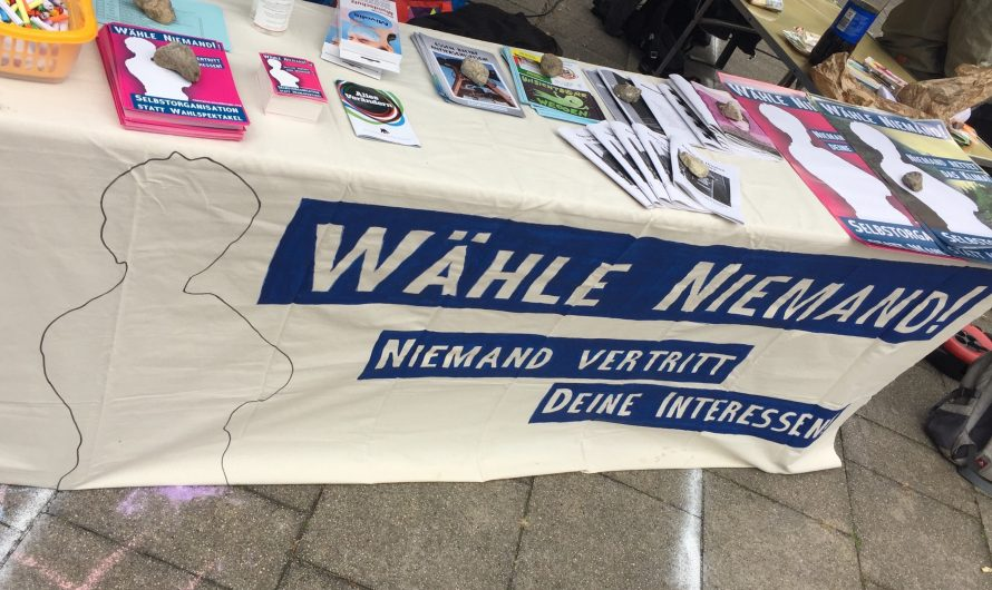 Essen: Rede zu den Kommunalwahlen