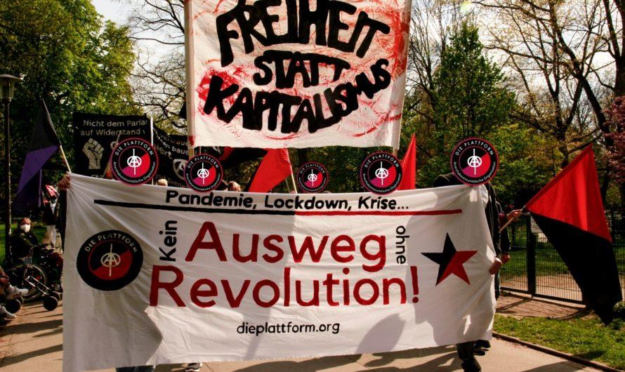 Bericht vom 1. Mai 2021 im Ruhrgebiet
