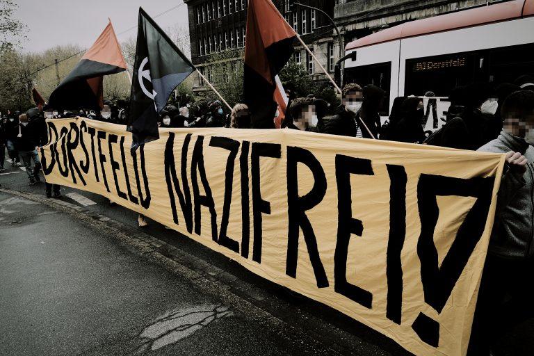 Dortmund: Erfolgreiche Kundgebung und Demonstration am Tag der Befreiung