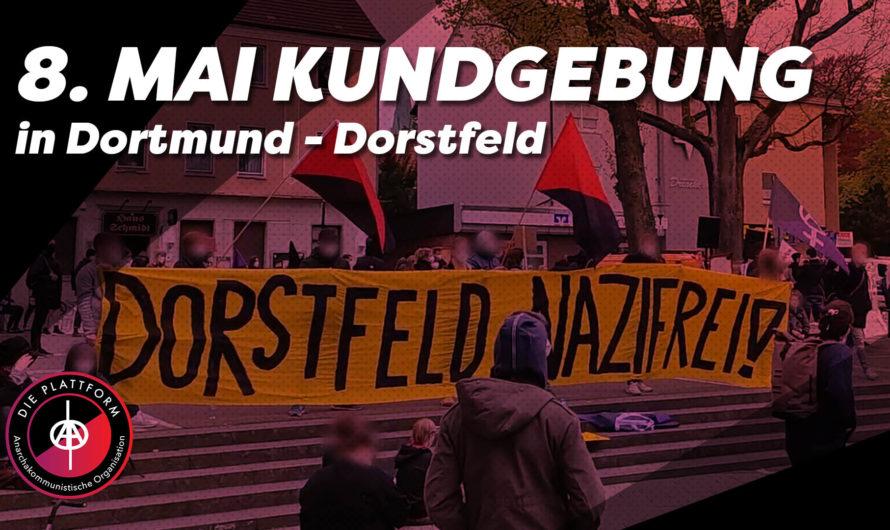 Neues Video von der Kundgebung in Dorstfeld!